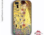 The Kiss - Painting by Gustav Klimt - iPhone 4 Case, iPhone 4s Case and iPhone 5/5S/5C, iPhone 6 cases!! And Samsung Galaxy S3/S4/S5/S6
