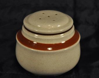 Stoneware Salt Shaker