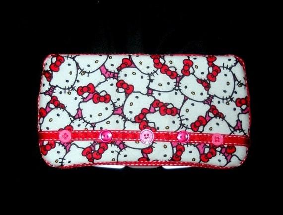 Hello Kitty Baby Wipe Travel Case, Hello Kitty Wipe Case