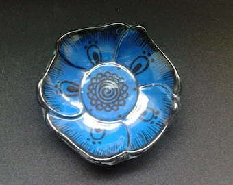 Dip Bowl or Jewellery, Trinket Bowl