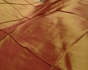 Shiny Gold Color Fabric - This Price is for 2 Yard Fabric