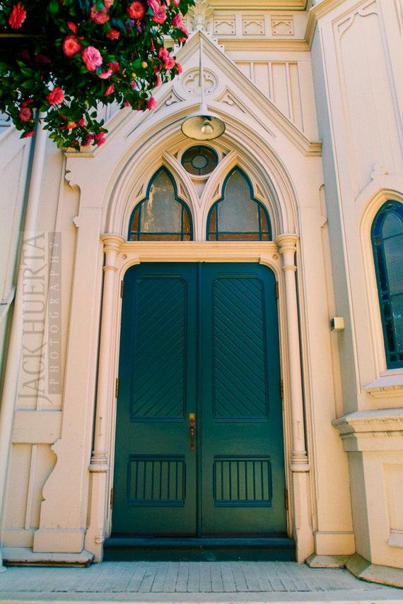 Old Church Doors 8x12 Fine Art Photograph By Jackhuertaphoto