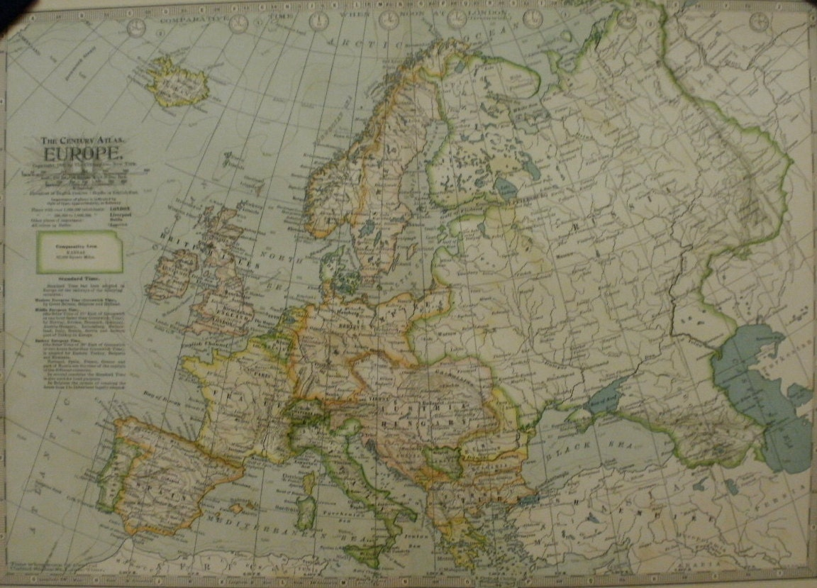 Europe mapmap of europeengland norway iceland france spain ampliar gumiabroncs Image collections