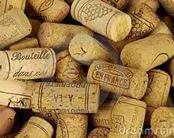 500 Used Wine Corks 100 Real All Natural Cork By Bridalthings