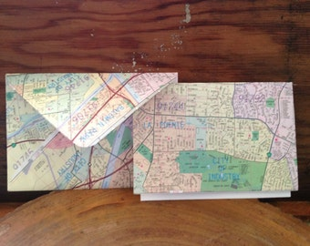 Thomas Guide Etsy - Us paper map thomas guide