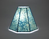 Custom Small Handmade Paper Lampshade