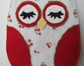 Decorative and Useful Owl Pot Holder