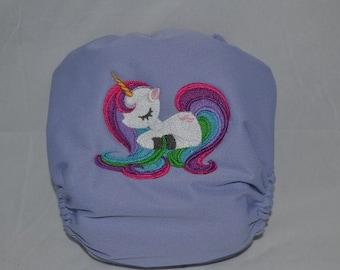 Unicorn Dreams-OS Pocket Diaper