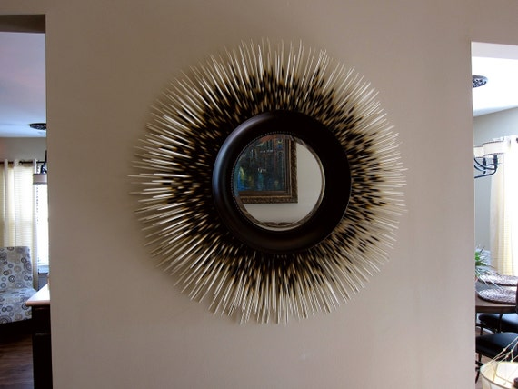 The Porcupine Quill Mirror Ivory Tip