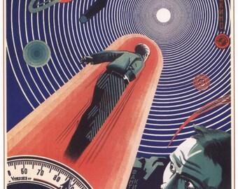 Propaganda, Soviet poster, ussr, USSR propaganda, 291