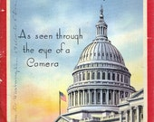 Washington as Seen Through the Eye of a Camera 1925