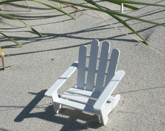 Mini Adirondack Chairs