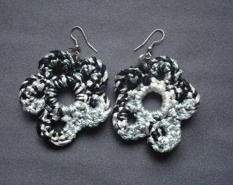Knit Rose Flower Pattern Tutorial 13 Free Flower Knitting
