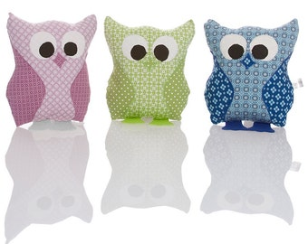 BBS 301 OWL chouette pattern/photo instructions