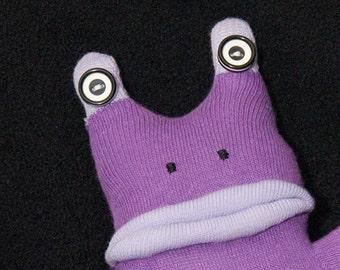 Sock Monster | Ormie | Purple