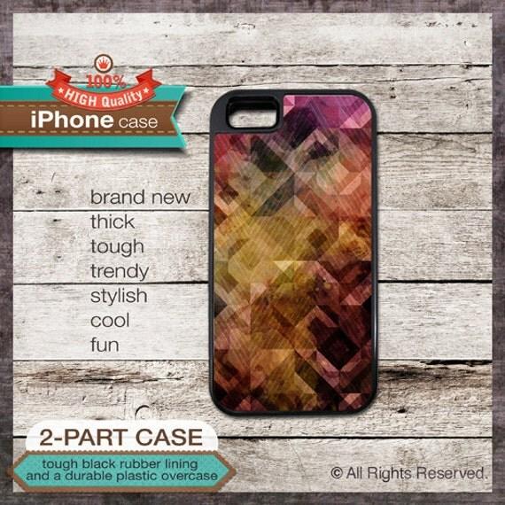 Geometric Pattern Design - iPhone 6, 6+, 5 5S, 5C, 4 4S, Samsung Galaxy S3, S4 - Cover 106
