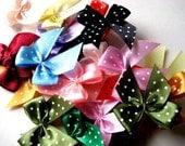 10 Fiocchi decorativi