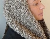 The Mary // Chunky Infinity Scarf