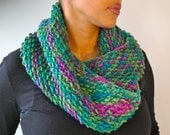 The Rebekah // Chunky Infinity Scarf