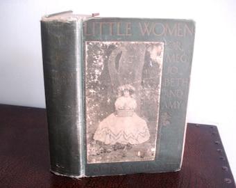 Little Women By Louisa May Alcott - Vintage Book