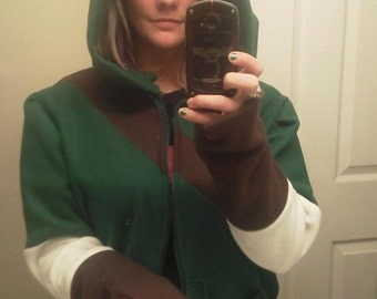 The Legend of Zelda , Link Hoodie