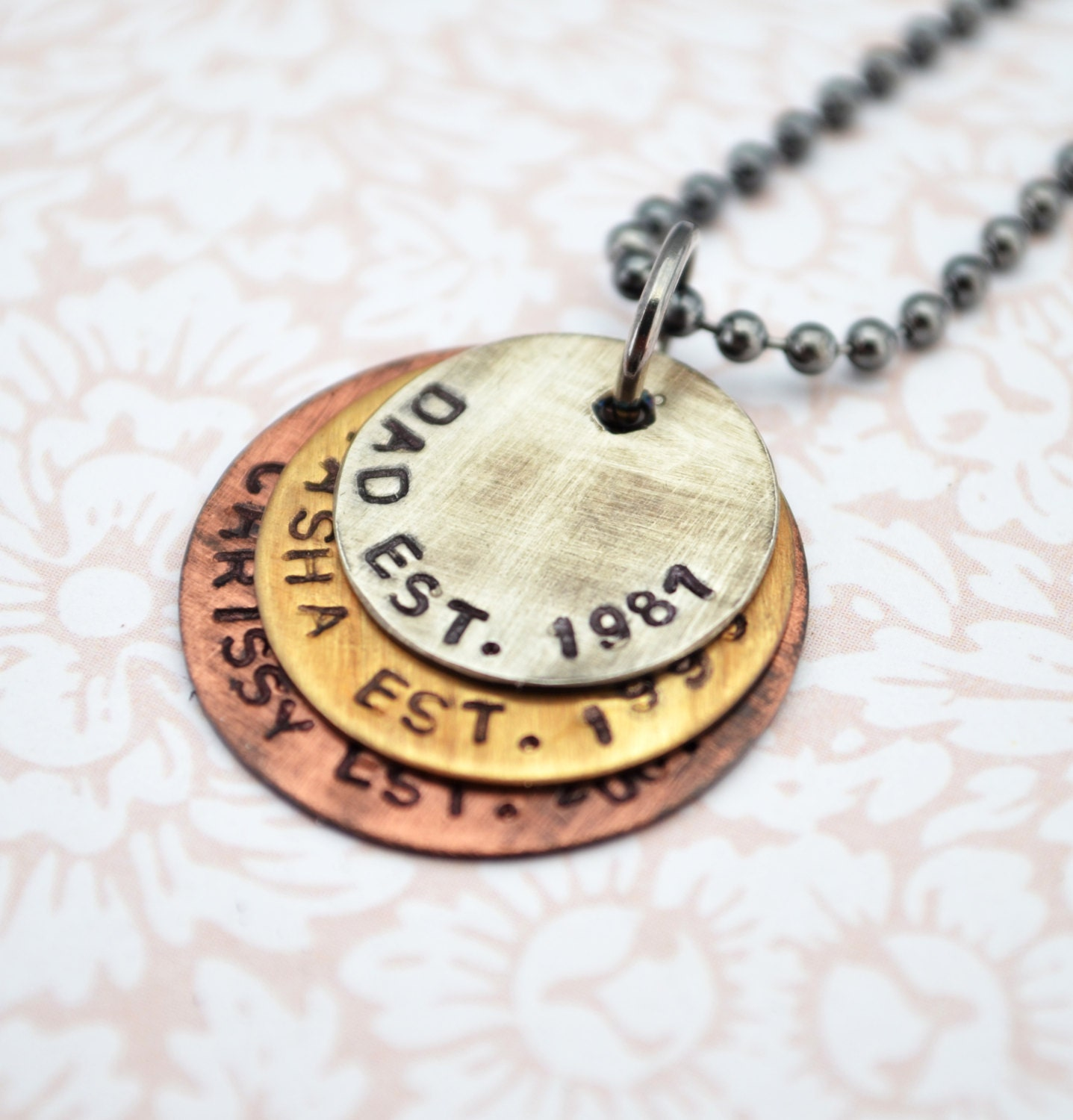 s personalized necklace jewelry by