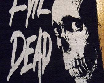 EVIL DEAD skull patch horror movie Free Shipping