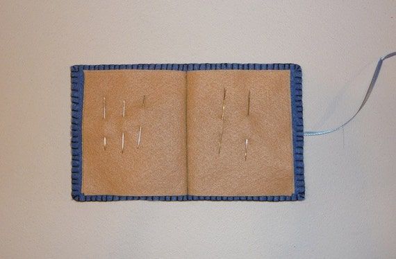 PDF Pattern For Felt Needle Case, Sewing Accessories