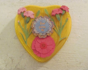 Heart, wall hanging