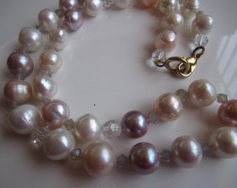 14-16mm cultured pearl neacklace.