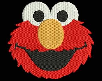 Elmo Embroidery