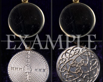 Pure .999 Silver Medallion