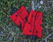 Ladybug Gaiter