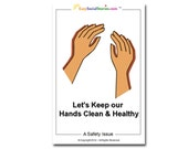 Let's Keep our Hands Clean and Healthy - Easy Social Story