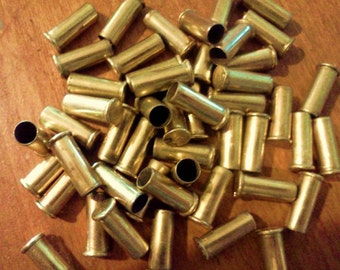 200 Brass Plated 22 cal. casings