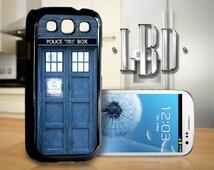 Galaxy S3 Case - Tardis Call Box Cover GS3