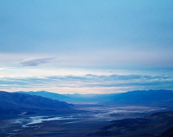 Dante's View at Sunset, Death Valley. Fine Art Photography by Roy Hsu