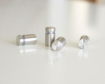 large standoff bolts in stainless steel