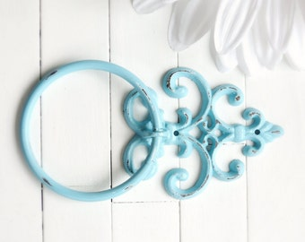 Towel Holder / Towel Ring / Towel Rack / Outdoor Kitchen / Towel Hanger / Bar Towel Holder / Hand Towel Holder /