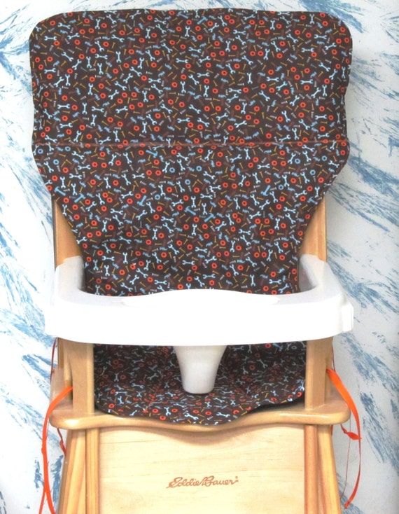 Eddie Bauer Jenny Lind Wood High Chair Cover By