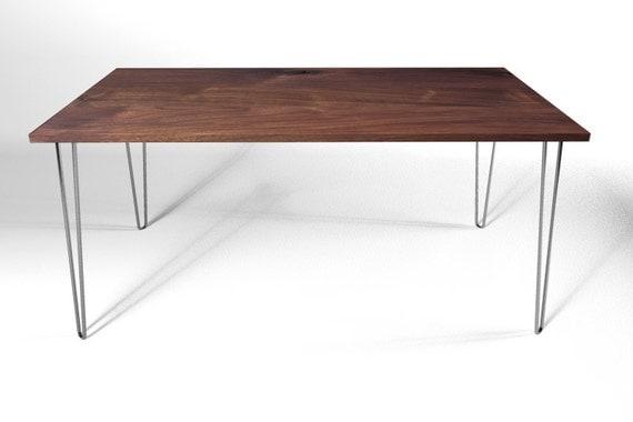 haarnadel beine stahl haarnadel tischbeine von diyfurniturestore. Black Bedroom Furniture Sets. Home Design Ideas