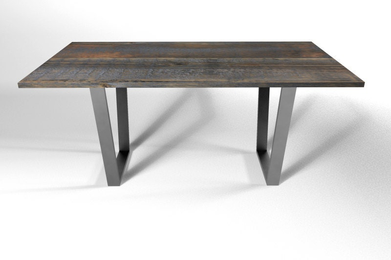 Trapeze coffee table leg base metal legs table by DIYFurniture : ilfullxfull4622728045t47 from www.etsy.com size 800 x 533 jpeg 52kB