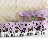 The piano notes the kitten children Lace (399)