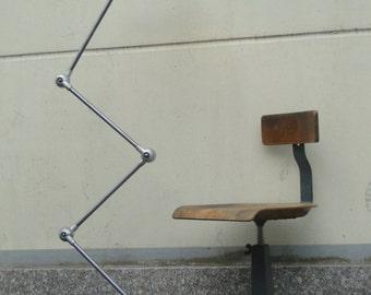4-armed JIELDE LAMP BRUSHED
