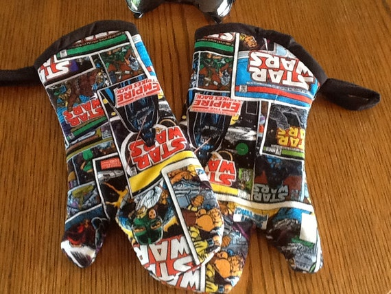 Star Wars Pot Holders