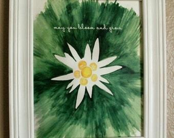 Edelweiss- 8x10 Digital Print