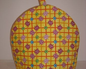 Bright Flowers Tea Cozy