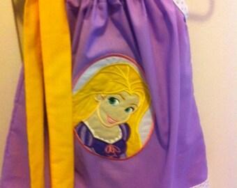 Rapunzel Pillowcase Dress