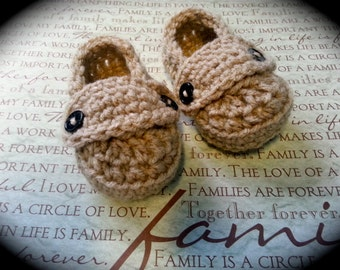 Infant Baby Loafers