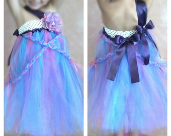 Crotchet Top Tutu Dress